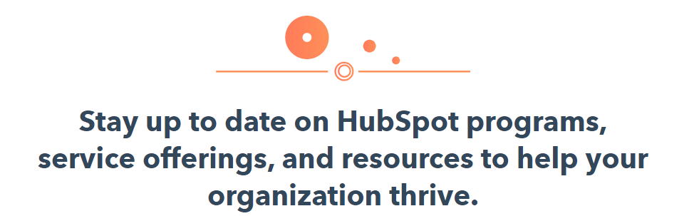 HubSpot for Nonprofits - It's Here!